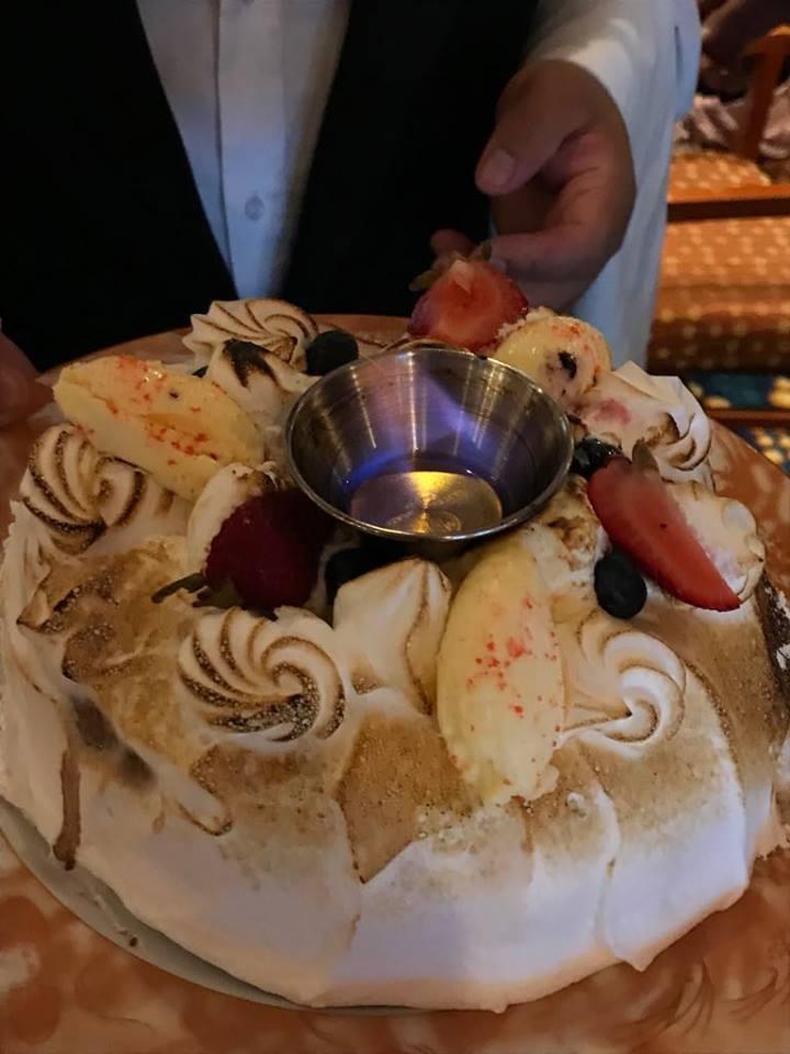dining on Carnival Cruise Line's Carnival Splendor