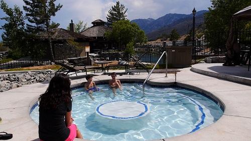 David Walley's Hot Springs Carson Valley