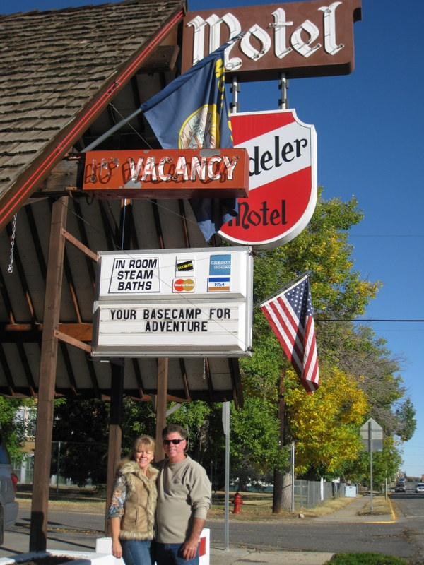 Yodeler in Red Lodge Montana