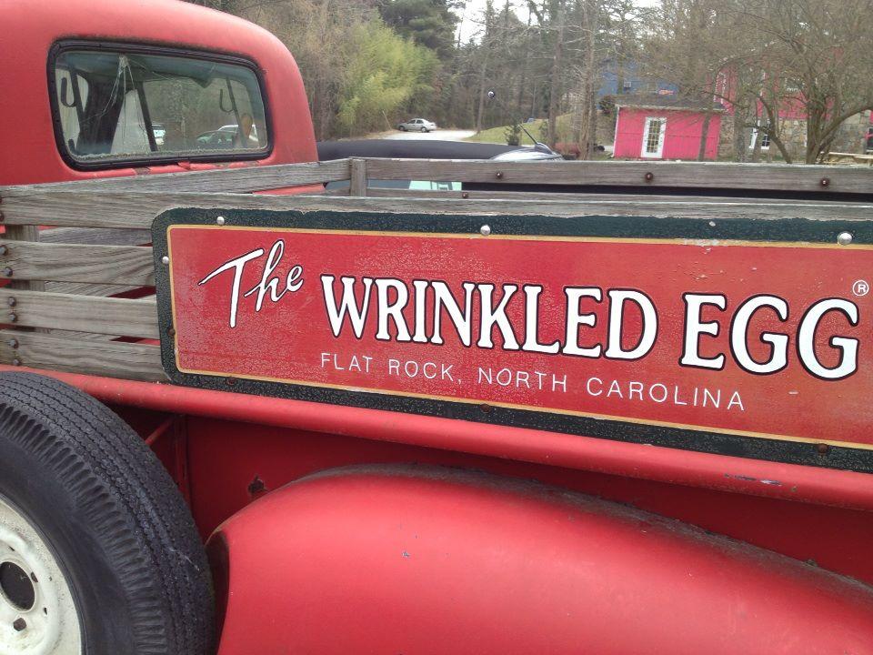 Wrinkled Egg in Hendersonville, North Carolina