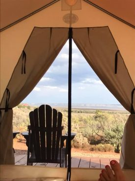 Base Camp 37 in Utah
