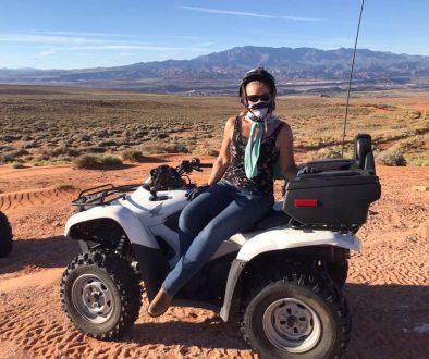 desert adventure of a lifetime