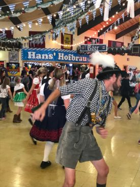 Merriment at Oktoberfest Big Bear Lake